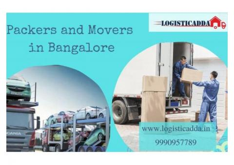 How To Hire Packers And Movers In Bangalore For Shifting-LogisticAdda