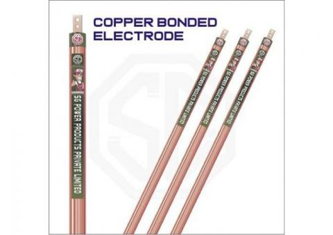 Copper Bonded Earthing Electrode Manufacturer and Supplier