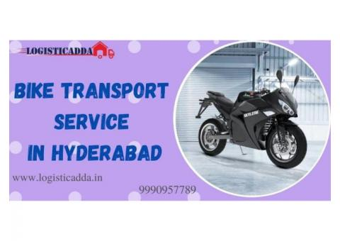 Hire Professional And Verified Bike Transport Service in Hyderabad