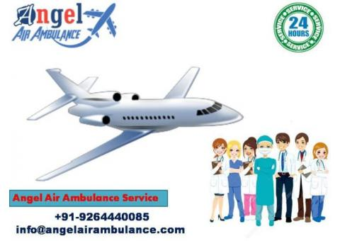 Acquire Reliable Air Ambulance Service in Varanasi with Hi-tech Facilities