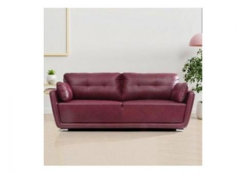 Buy Leather Sofa Set Designs Online in India from Custom Houzz
