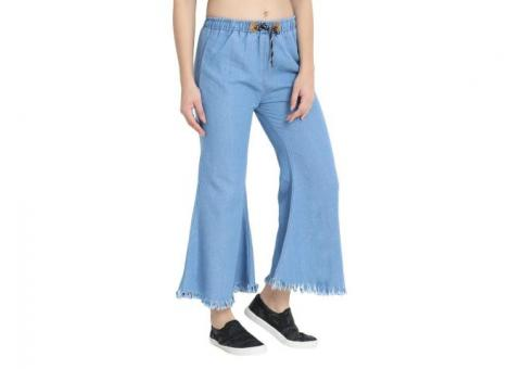 Palazzo Pants for Women - Buy Latest Palazzo Pant Designs Online
