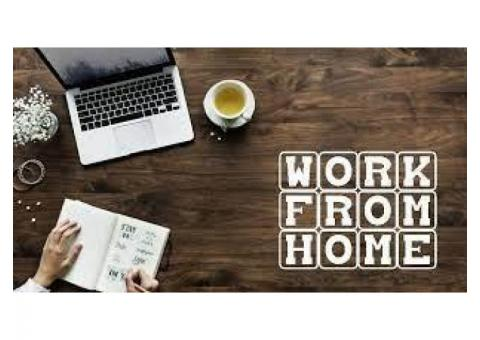 Metrotouch is offering genuine home based/ part time job