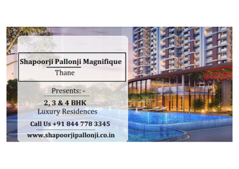 Shapoorji Magnifique at Thane | Be One With Nature
