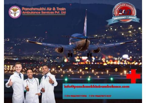 Get Hassle-Free and Well-equipped Air Ambulance Service in Bokaro