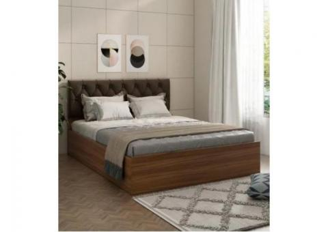 Buy Wooden Double Bed Online in India from CustomHouzz