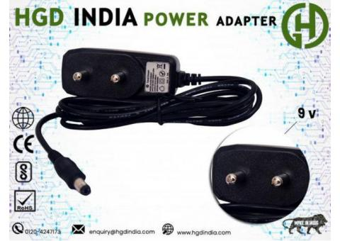 9V DTH Set top Box Power Supply Adapter Manufacturers in Delhi NCR