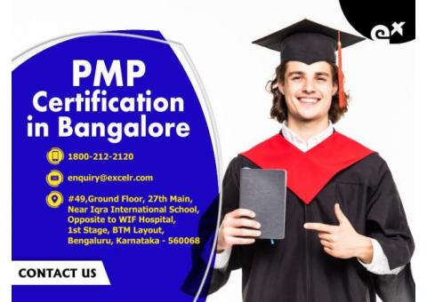 PMP Certification in Bangalore