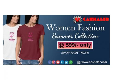 Luxurious Summer Collections| Branded t-shirts | Buy Now