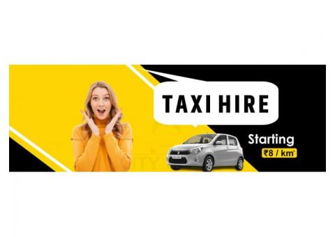 Taxi Service in Ahmedabad, Car Rental Service, Cab Booking